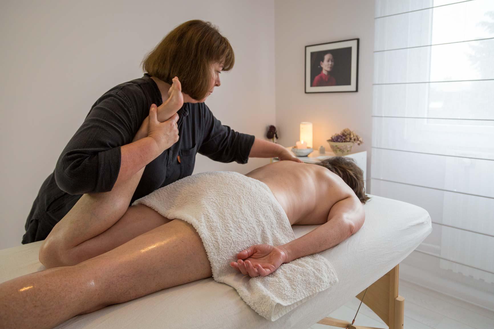 Françoise Weber massage individuel